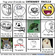 Internet Troll Meme - list of synonyms and antonyms of the word internet troll list