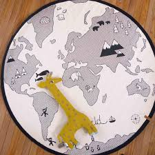 oyoy world map rug u2013 my sweet muffin