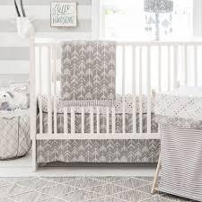 Crib Bedding Neutral Arrow Baby Bedding Arrow Crib Bedding Grey Crib Bedding