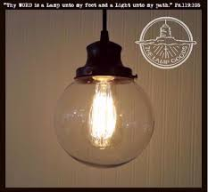 brown pendant light biddeford ii clear glass pendant light the lamp goods