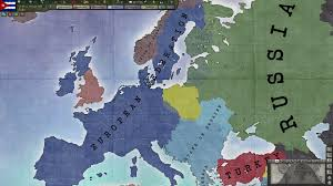 Map Of Cold War Europe by New Cold War Mod Russia Vs Europe Youtube