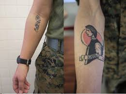best 25 marine corps tattoo policy ideas on pinterest marine