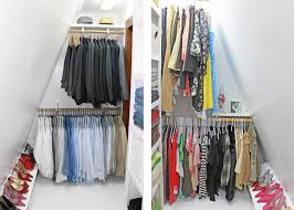 fascinating great closet organization featuring neatly storage