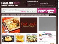 site de recette de cuisine meilleur site recette cuisine un site culinaire populaire avec des