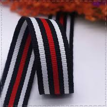 striped grosgrain ribbon buy and white striped ribbon and get free shipping on