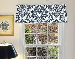 Kitchen Valance Curtains by Custom Valance Etsy