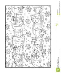 coloring page for adults or black and white ornamental background