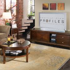 coffee table american drew tribecca 3 piece coffee table set w