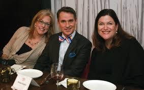 lexus toyota financial toyota financial services hosts influencers u0027 dinner affinity