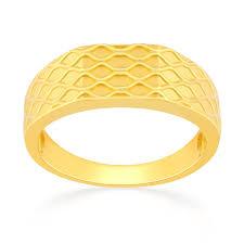gold ring for men buy malabar gold ring nzr277 for men online malabar gold diamonds