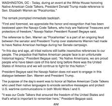 United States Tribal Nations Of by Update Navajo Nation Responds To Pres Abc World News