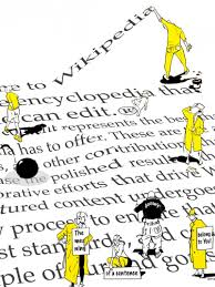 Pedestal In A Sentence The Decline Of Wikipedia Mit Technology Review