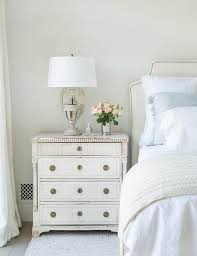 Full Size White Headboards by Blue Upholstered Headboard With White Piping Design Ideas