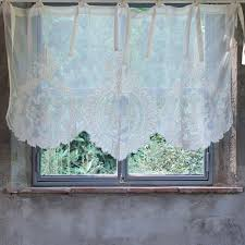 valance mantovana ecru by blanc mariclo collection ideal for a