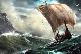 viking age a j carlisle