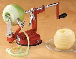amazon com miles kimball apple peeler corer slicer kitchen u0026 dining