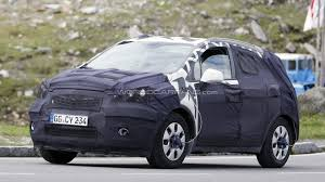 opel suv antara 2012 opel u0027baby antara u0027 compact suv spied interior and engine