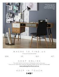 modern australian living oz design furniture autumn look book by