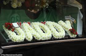 Words Of Comfort For Funeral Danny Jones Funeral Held In Halifax After His Death During Rugby