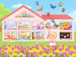 sweet baby dream house and play time android apps on