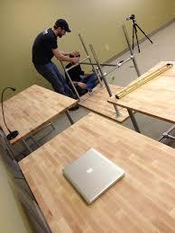 Diy Height Adjustable Desk by Desk Diy Adjustable Standing Desk Inside Charming Diy Adjustable