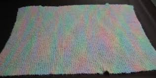 knitting pattern quick baby blanket hooked on needles super easy knit baby blanket