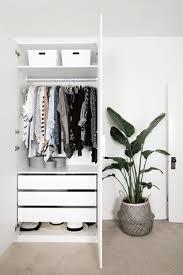 bedrooms fascinating cool open clothing storage diy hanging rack