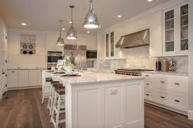 white kitchen cabinets with white countertops 25 breathtaking carrara marble kitchens for your inspiration