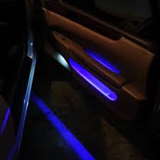Car Interior Leds How To Install Interior Led Strips To Your Door Method 3 Youtube