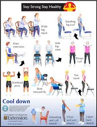 Chair Resistance Band Exercises Low Impact Exercises Seniors Can Do To Maintain Or Increase