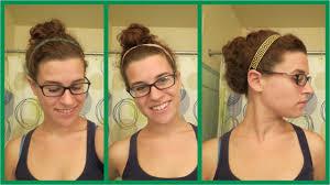 hipsy headbands three easy high buns for school hipsy headbands