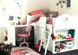 chambre mezzanine fille lit mezzanine fille avec bureau lit mezzanine girly glam et rock