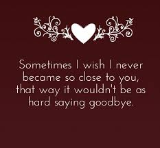 Wish Quotes Sayings Wish I Never Met You Quotes For Separated Couples