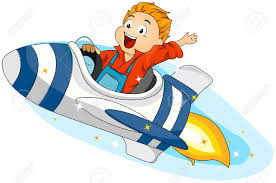 image gallery of spaceship clipart for kids