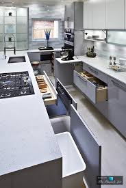 Kitchen Design Vancouver Clean Seamless And Serene Modern High Gloss Kitchen Design