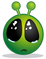 file smiley green alien big eyes svg wikimedia commons