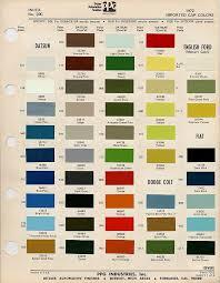 8 best images of ppg paint color chart ppg automotive paint