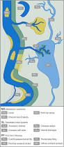 a spillage type model for large river floodplains see also
