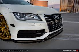 audi a7 kit ghost motorsports debuts audi a7 featuring evoklass at sema 2013