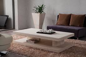 contemporary marble coffee table simply elegant all