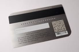 build a gift cards build customer loyalty with metal gift cards metal cards