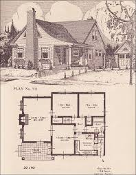 Small English Cottage Plans 66 Best Vintage House Plans Images On Pinterest Vintage Houses