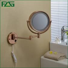 online get cheap wall mount makeup mirror aliexpress com