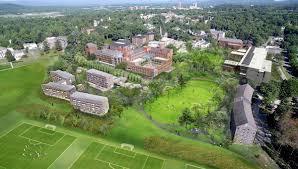 amherst college amherst college cus framework plan projects beyer blinder belle