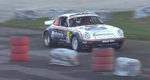 rally porsche witness a porsche 911 group b rally car with straight pipes rip
