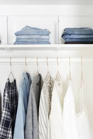 closet makeover capsule wardrobe shira gill home organized