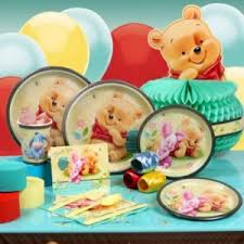 winnie the pooh baby shower winnie the pooh baby shower theme themeaparty