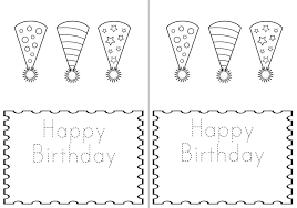 printable birthday cards that you can color thank you mom coloring page free printable kids thank you cards to