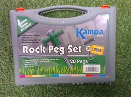 Rock Pegs For Awnings Rock Pegs Amazon Co Uk