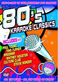 80s karaoke classics dvd co uk karaoke dvd